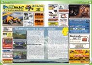 ATV&QUAD Magazin 2011/11-12, Seite 78-79, Szene  AP Martin Quadtreffen 2011: Und sie kamen trotzdem