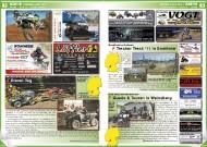 ATV&QUAD Magazin 2011/11-12, Seite 82-83, Szene  Neckartal-Quad: Diesel-Tag  Quadfactory Umbach: Trecker Treck 2011 in Sontheim  ACB Auto Center Brenner: Quads & Touren in Weinsberg