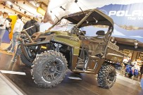 Polaris Ranger HD 800: Modell 2012 mit EBS-Motorbremse