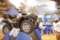 Polaris Sportsman XP 850 H.O.: für 2012 mit 76 PS