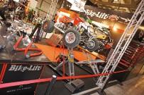 Bike-Lift: durchdachte, aufwändige Hebezeuge für die ATV- und Quad-Werkstatt