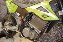 Brammo, Elektro-Motor: 'Tankfüllung' für 1,80 Euro