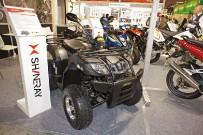 Shineray XY200ST-6A: Sie machen Fortschritte, die Chinesen