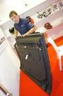 Quadrax: Claudio Pellegrini vom Hersteller Motovan präsentiert Quadrax-Dach für die Can-Am Commander