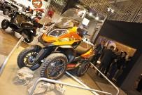 Quadro 4D: erster Dreirad-Roller mit vier Rädern