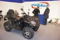 SMC Jumbo 700: nicht neu aber neu genug, um das komplett ausgestattete ATV nach wie vor stolz zu präsentieren