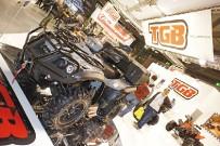 TGB: Blade 550i SE 4x4 mit Einspritz-Anlage