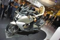 BMW Maxi-Scooter C 650 GT: gefällt sicherlich BMW-Enthusiasten