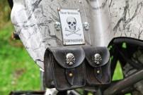 Mussgnug KFX 700, glaubhaft: Diebstahlsicherung