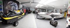 Jet-Action: bietet neben Sea-Doo Jet-Booten auch die Möglichkeit, diese auszuprobieren