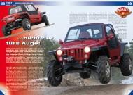 ATV&QUAD Magazin 2012/02, Seite 28-29; Test Quadix Buggy 800 4x4: Nicht nur fürs Auge