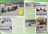 ATV&QUAD Magazin 2012/03, Seite 66-67, Szene Deutschland PLZ 8, Int. Quad & ATV Schnee SpeedWay Cup: Driften heuer nur in Garmisch?