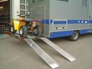 Raithel Systeme: Wohnmobil-Heckträger für Quads bis 300 kg Traglast