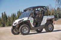 Can-Am Commander: wird im Rahmen einer Kleinserie jetzt auch mit Elektro-Antrieb produziert