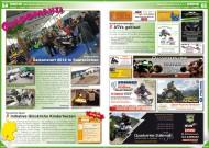 ATV&QUAD Magazin 2012/04, Seite 64-65, Szene Deutschland PLZ 6 / 7, Quadomania: Saisonstart 2012 in Saarbrücken; Neckartal-Quad: Initiative Glückliche Kinderherzen; Quadmania Balingen: ATVs geklaut