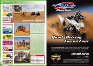 ATV&QUAD Magazin 2012/04, Seite 78-79, Szene Schweiz, Sahara Offroad: Quad-Touren 2012 / 2013