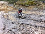 ATV-Tag im Hoope Park: Schlamm Reich