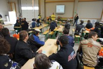 Roadbook Rallye 2012 der 4Wheelers in Parndorf: Fahrerbesprechung
