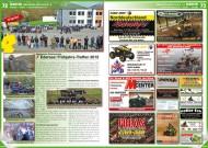 ATV&QUAD Magazin 2012/05, Seite 72-73, Szene: Raptoren Community, Edersee-Tour: Frühjahrs-Treffen 2012