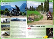 ATV&QUAD Magazin 2012/05, Seite 88-89, Szene / Abenteuer: Manuel Schmalzl – Alpen Glühen; Quad TH / TOSCANAtours: Offroad-Trip im Apennin; Masters of Dirt 2012: Freestyle-Akrobatik in Österreich