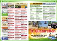 ATV&QUAD Magazin 2012/05, Seite 96-97, Szene / Termine: Quad-Treffen, Cups & Meisterschaften