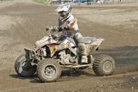DMX 2012, 2. Rennen in Kamp Lintfort: Kevin Riestenbieter musste mit Hinterachs-Defekt aufgeben