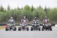 Vergleichstest SuperMoto Quads für ATV&QUAD 2012/05: Dinli 450 Special S, Explorer Trasher 520 SM, Triton SuperMoto 450 Black Lizard und Adly 500 SuperMoto