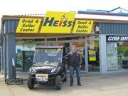 Quad & Rollercenter Heiss: Roland Heiss präsentiert Goes Elektro SSV