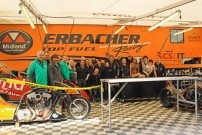 Erbacher: Drag-Racing-Team ließ 8.000 PS aufheulen
