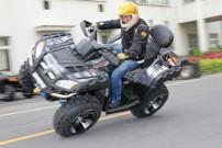 CF Moto: speziell ausgebildete Testpiloten