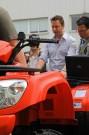 Michael Kirschenhofer: begleitet alle Schritte der Fahrzeug-Entstehung mit eigenen Büros in Fernost