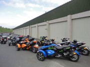 Can-Am Spyder Celebration 2012: PIMP-Contest
