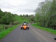 Can-Am Spyder Celebration 2012, Rückfahrt: perfekt organisiert vom Sacksteder-Team