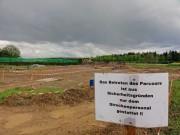Quad Event Baden 2012: Wolkenbrüche ließen die Benutzung der Parcours zur Schlammschlacht geraten