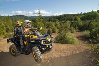 Can-Am Model-Range 2013: Outlander 500 / 650 / 800R / 1000 MAX jetzt mit G2-Chassis