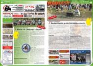 ATV&QUAD Magazin 2012/07-08, Seite 48-49, Szene Deutschland PLZ 0 / 1, american cars rodewisch: Plohn 4 und 'Bildungs'-Touren; Mudfest Ludwigslust: Deutschlands große Schlammschlacht