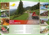 ATV&QUAD Magazin 2012/07-08, Seite 78-79, Szene Erlebnis, Moselebauer: Alm Wandern