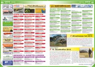 ATV&QUAD Magazin 2012/07-08, Seite 80-81, Szene Termine: Cups & Meisterschaften; Messen & Ausstellungen; Quad-Treffen; mmotors: Allradmesse 4x4 2012; Jochum Motors: 16. Quadtreffen 2012