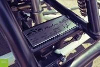 SJ Racing, Exeet Martini Outlaw: die 'Nummer 1 von 1' bleibt ein Einzelstück