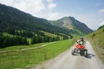 Holleis, 6. Quadomania 2012: Almhütten-Tour statt Großglockner