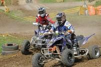 DMX 2012, 3. Rennen in Gerstetten: Pascal Cappuccio vs. Denise Willmann