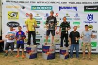 GCC German Cross Country 2012, 5. Lauf in Mühlhausen: Siegerehrung Klasse 'Quad Sport A'