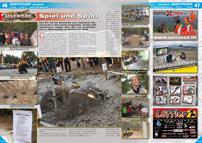 ATV&QUAD Magazin 2012/09-10, Seite 46-47, Abenteuer Can-Am Adventure: Spiel und Spaß