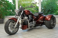 Rewaco: Bike-Conversion CT 1700 V auf Basis der Victory Vegas