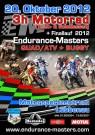 EM Endurance Masters 2012, 6. Lauf in Fürstenwalde: Plakat Lübbenau