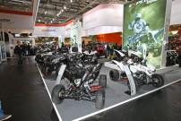 Intermot 2012: Stand von KSR / Explorer