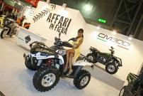 EICMA 2012: Italienisches ATV-Design mit afrikanischem Akzent