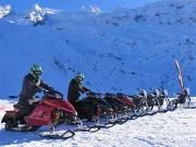 HB-Adventure Switzerland: umweltfreundlicher Fahrspaß im Winter mit dem E-Motorschlitten