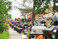 Kids in Emotion Ausfahrt: Für das Kinderfest in München am 13. Juli 2013 werden noch Quadfahrer gesucht