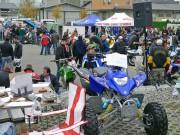 MotoCross und Racing Markt 2013: Privater Markt für Bikes, Quads und Teile bei Yamaha-Importeur Hostettler in Sursee am 25. und 26. Oktober 2013